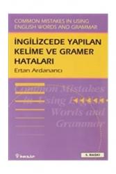 İnkılap Kitabevi - İnkılap Kitabevi İngilizce`de Yapılan Kelime ve Gramer Hataları Common Mistakes in Using English Words and Grammar