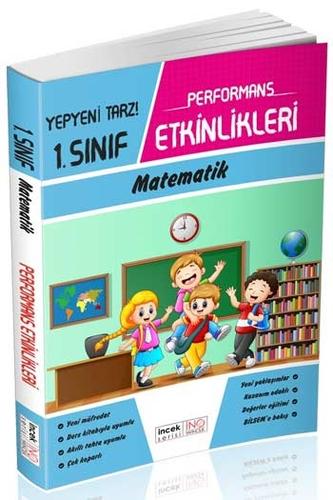 İnovasyon Yayıncılık 1. Sınıf Matematik Performans Etkinlikleri