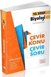 İnovasyon Yayıncılık - İnovasyon Yayıncılık 10. Sınıf Biyoloji Çevir Konu Çevir Soru