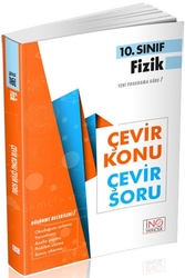 İnovasyon Yayıncılık - İnovasyon Yayıncılık 10. Sınıf Fizik Çevir Konu Çevir Soru