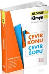 İnovasyon Yayıncılık - İnovasyon Yayıncılık 10. Sınıf Kimya Çevir Konu Çevir Soru