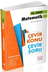 İnovasyon Yayıncılık - İnovasyon Yayıncılık 10. Sınıf Matematik Çevir Konu Çevir Soru