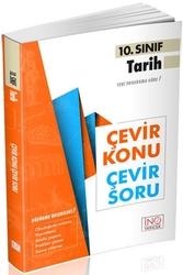 İnovasyon Yayıncılık - İnovasyon Yayıncılık 10. Sınıf Tarih Çevir Konu Çevir Soru
