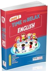 İnovasyon Yayıncılık - İnovasyon Yayıncılık 2. Sınıf Time To Relax English