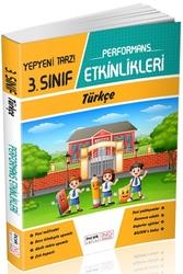 İnovasyon Yayıncılık - İnovasyon Yayıncılık 3. Sınıf Türkçe Performans Etkinlikleri