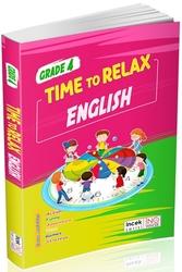 İnovasyon Yayıncılık - İnovasyon Yayıncılık 4. Sınıf Time To Relax English