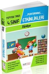 İnovasyon Yayıncılık - İnovasyon Yayıncılık 4. Sınıf Türkçe Performans Etkinlikleri
