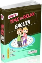 İnovasyon Yayıncılık - İnovasyon Yayıncılık 6. Sınıf Time To Relax English