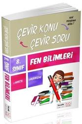 İnovasyon Yayıncılık - İnovasyon Yayıncılık 8. Sınıf Fen Bilimleri Çevir Konu Çevir Soru