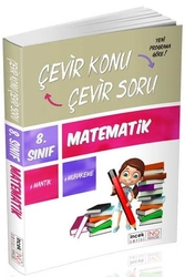 İnovasyon Yayıncılık - İnovasyon Yayıncılık 8. Sınıf Matematik Çevir Konu Çevir Soru