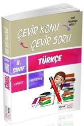 İnovasyon Yayıncılık - İnovasyon Yayıncılık 8. Sınıf Türkçe Çevir Konu Çevir Soru