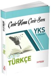 İnovasyon Yayıncılık - İnovasyon Yayıncılık YKS 1. Oturum TYT Türkçe Çevir Konu Çevir Soru