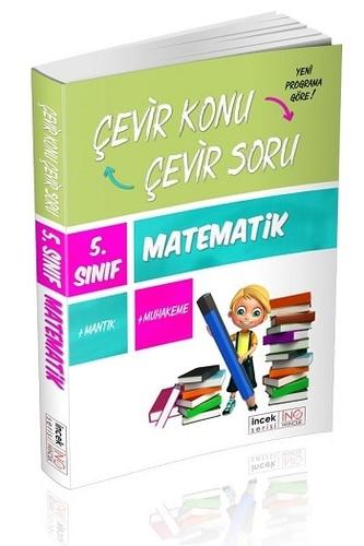 İnovasyon Yayınları 5. Sınıf Matematik Çevir Konu Çevir Soru