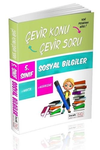 İnovasyon Yayınları 5. Sınıf Sosyal Bilgiler Çevir Konu Çevir Soru