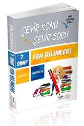 İnovasyon Yayıncılık - İnovasyon Yayınları 7. Sınıf Fen Bilimleri Çevir Konu Çevir Soru