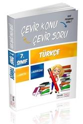 İnovasyon Yayıncılık - İnovasyon Yayınları 7. Sınıf Türkçe Çevir Konu Çevir Soru