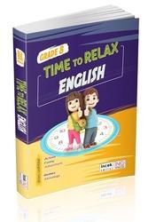 İnovasyon Yayıncılık - İnovasyon Yayınları 8. Sınıf Time To Relax English