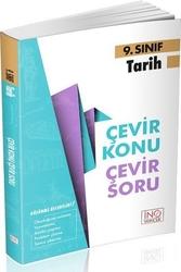 İnovasyon Yayıncılık - İnovasyon Yayınları 9. Sınıf Tarih Çevir Konu Çevir Soru