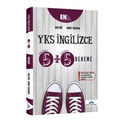 İrem Yayıncılık - İrem Yayıncılık YKS İngilizce 5+5 Deneme