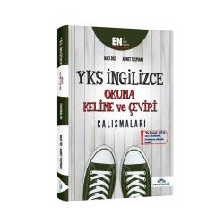 İrem Yayıncılık - İrem Yayıncılık YKS İngilizce Okuma Kelime ve Çeviri Çalışmaları