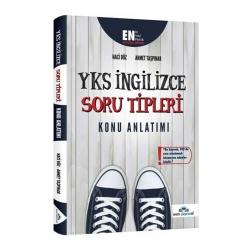 İrem Yayıncılık - İrem Yayıncılık YKS İngilizce Soru Tipleri Konu Anlatımı