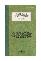 İş Bankası Kültür Yayınları - İş Bankası Yayınları Son Kuşlar