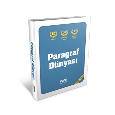 İsabet Yayınları Tüm Sınavlar İçin Paragraf Dünyası
