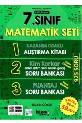 İşlem Tamam Yayınları - İşlem Tamam Yayınları 7. Sınıf Matematik Seti