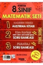 İşlem Tamam Yayınları - İşlem Tamam Yayınları 8. Sınıf LGS Matematik Seti