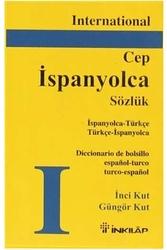 İnkılap Kitabevi - İspanyolca Cep Sözlük İnkılap Kitabevi