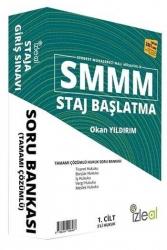 İzleal Yayınları - İzleal Yayınları SMMM Staj Başlatma Tamamı Çözümlü Hukuk Soru Bankası
