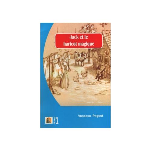 Jack et le Haricot Magique Vanessa Pageot - Kapadokya Yayınları