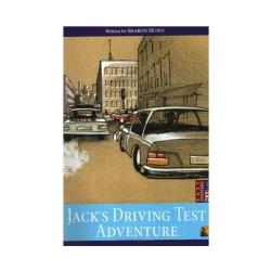 Kapadokya Yayınları - İngilizce Hikaye Jack'S Driving Test Adventure - Kapadokya Yayınları