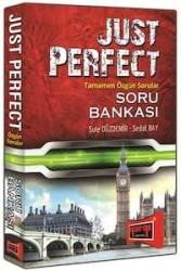 Yargı Yayınları - Just Perfect Soru Bankası Tamamı Özgün Sorular Yaygı Yayınları 2014