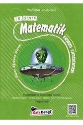 Kafa Dengi Yayınları - Kafa Dengi Yayınları 10. Sınıf Matematik Temel ve Orta Düzey Soru Bankası