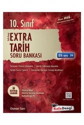 Kafa Dengi Yayınları - Kafa Dengi Yayınları 10. Sınıf Tarih Extra Soru Bankası
