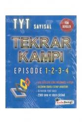 Kafa Dengi Yayınları - Kafa Dengi Yayınları 2021 TYT Tüm Dersler Sayısal Kamp