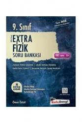 Kafa Dengi Yayınları - Kafa Dengi Yayınları 9. Sınıf Extra Fizik Soru Bankası
