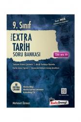 Kafa Dengi Yayınları - Kafa Dengi Yayınları 9. Sınıf Tarih Extra Soru Bankası