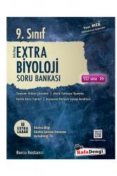 Kafa Dengi Yayınları - Kafa Dengi Yayınları 9.Sınıf Biyoloji Extra Soru Bankası