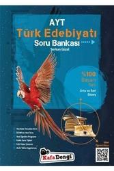 Kafa Dengi Yayınları - Kafa Dengi Yayınları AYT Türk Edebiyatı Orta ve İleri Düzey Soru Bankası