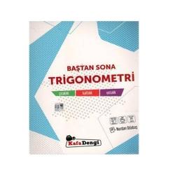Kafa Dengi Yayınları - Kafa Dengi Yayınları Baştan Sona Trigonometri