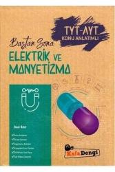 Kafa Dengi Yayınları - Kafa Dengi Yayınları TYT AYT Elektrik ve Manyetizma Baştan Sona Konu Anlatımlı