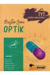 Kafa Dengi Yayınları - Kafa Dengi Yayınları TYT Baştan Sona Optik Konu Anlatımlı
