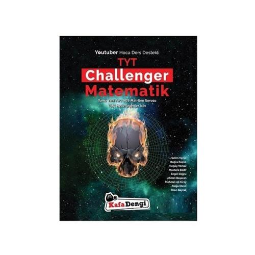 Kafa Dengi Yayınları TYT Challenger Matematik Soru Bankası
