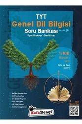 Kafa Dengi Yayınları - Kafa Dengi Yayınları TYT Genel Dil Bilgisi Orta ve İleri Düzey Soru Bankası