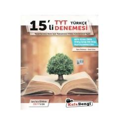 Kafa Dengi Yayınları - Kafa Dengi Yayınları TYT Türkçe 15 li Denemesi