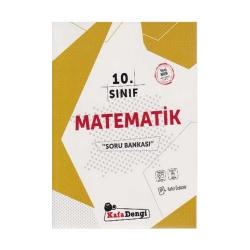 Kafa Dengi Yayınları - KafaDengi Yayınları 10. Sınıf Matematik Soru Bankası
