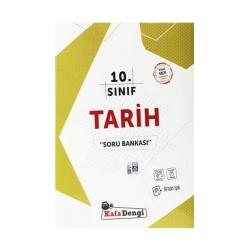 Kafa Dengi Yayınları - Kafadengi Yayınları 10. Sınıf Tarih Soru Bankası