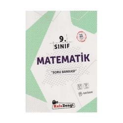 Kafa Dengi Yayınları - KafaDengi Yayınları 9. Sınıf Matematik Soru Bankası